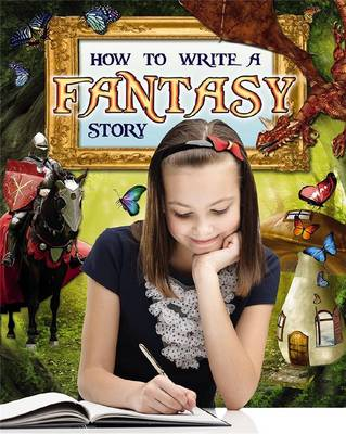 Fantasy Story by Natalie Hyde