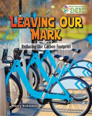 Reducing Our Carbon Footprint by Nancy Dickmann