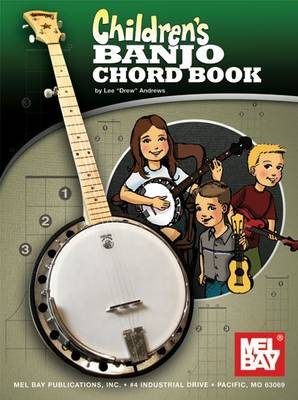 Children's Banjo Chord Book by Lee  Drew Andrews