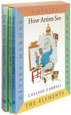 How Artists See 6-Volume Collection I Feelings/ Animals /People /Families / The Weather/ Play by Colleen Carroll