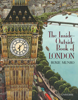The Inside-Outside Book of London by Roxie Munro