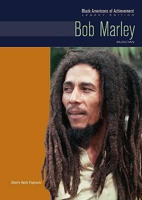 Bob Marley by Sherry Beck Paprocki