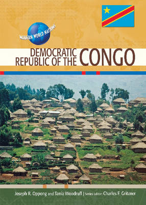 Democratic Republic of the Congo by Joseph Ransford Oppong, Tania Woodruff