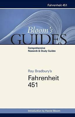Fahrenheit 451 by Prof. Harold Bloom
