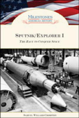 Sputnik/Explorer I by Samuel Willard Crompton