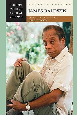 James Baldwin by Prof. Harold Bloom