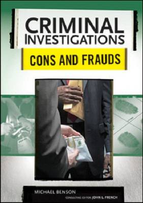 Cons and Frauds by Michael Benson