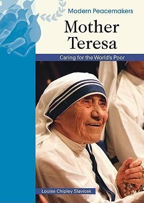 Mother Teresa by Louise Chipley Slavicek