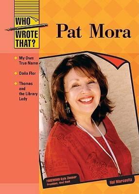 Pat Mora by Hal Marcovitz
