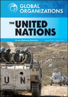 The United Nations by Kirsten Nakjavani Bookmiller