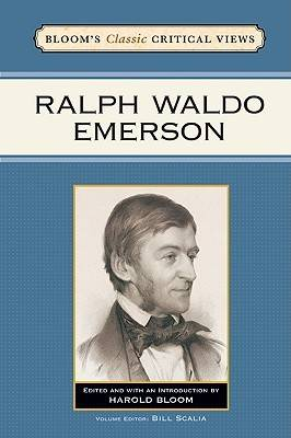 Ralph Waldo Emerson by Prof. Harold Bloom