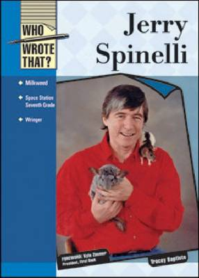 Jerry Spinelli by Tracey Baptiste