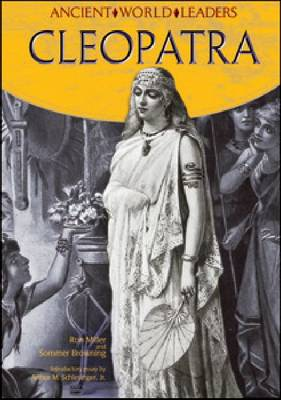 Cleopatra by Ron Miller, Sommer Browning