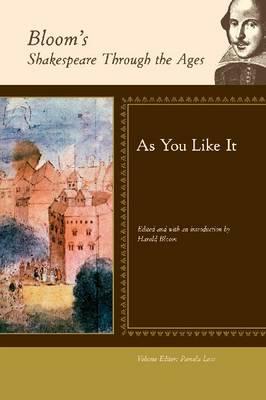 As You Like it by Prof. Harold Bloom