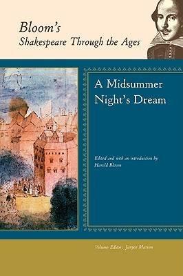 A Midsummer Night's Dream by Prof. Harold Bloom
