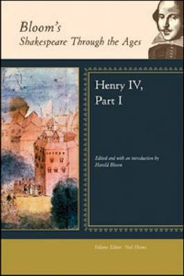 Henry IV, Part 1 by Prof. Harold Bloom