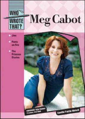 Meg Cabot by Camille-Yvette Welsch