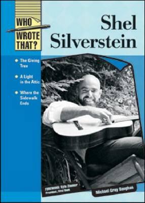 Shel Silverstein by Michael Gray Baughan