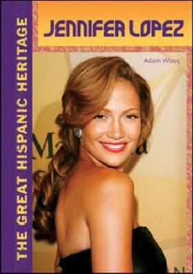 Jennifer Lopez by Adam Woog