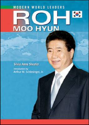 Roh Moo Hyun by Silvia Anne Sheafer