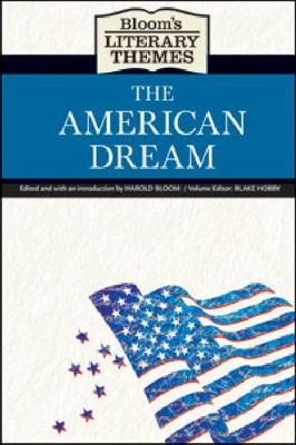 The American Dream by Prof. Harold Bloom
