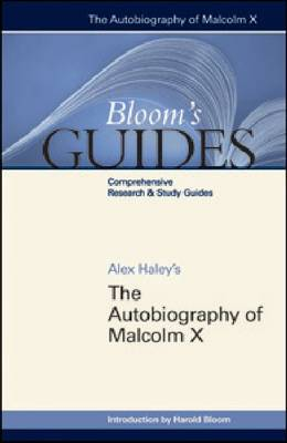 The Autobiography of Malcolm X by Prof. Harold Bloom