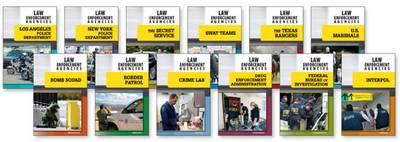 Law Enforcement Agencies Set by Michael Newton