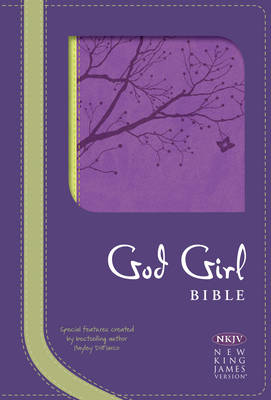 God Girl Bible-NKJV-Tree Design by Hayley DiMarco