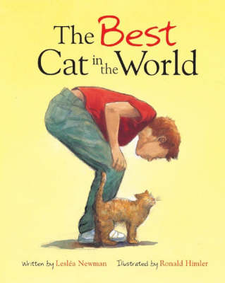 The Best Cat in the World by Leslea Newman