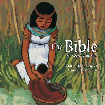 The Bible for Young Readers by Marie-Helene Delval