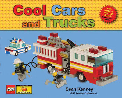 Cool Cars and Trucks by Sean Kenney