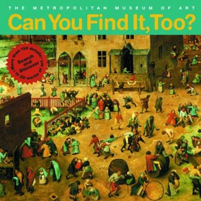 Can You Find it Too? by Judith Cressy