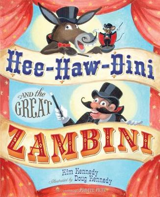 Hee-Haw-Dini and the Great Zambini by Doug Kennedy