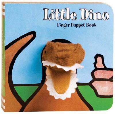 Little Dino: Finger Puppet Book by Imagebook