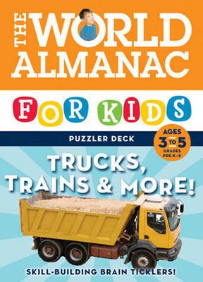 World Almanac Puzzler Deck Trucks by Chronicle Books LLC
