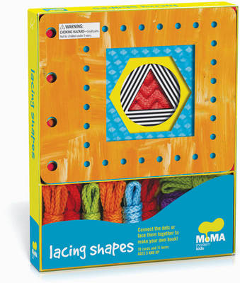 Moma Lacing Shapes by N.Y.) Museum of Modern Art (New York