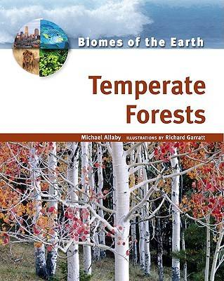 Temperate Forests by Michael Allaby