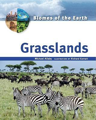 Grasslands by Michael Allaby