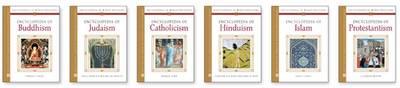 Encyclopedia of World Religions Set by Gillis J Gordon Melton