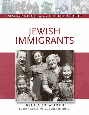 Jewish Immigrants by Robert Asher