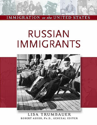 Russian Immigrants by Robert Asher