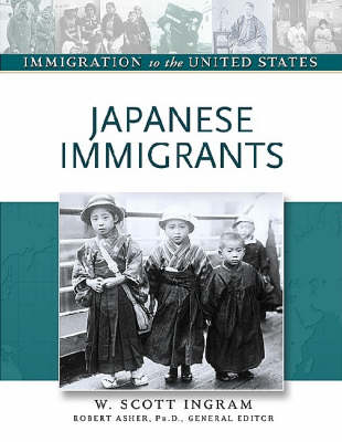 Japanese Immigrants by Robert Asher