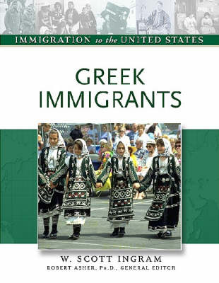 Greek Immigrants by Robert Asher