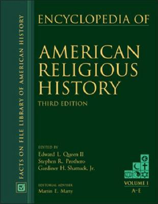 American Religious History by Martin E. Marty
