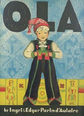 Ola by Ingri D'Aulaire, Edgar Parin D'Aulaire