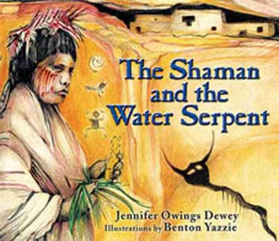 The Shaman and the Water Serpent by