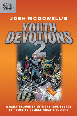 The One Year Josh McDowell's Youth Devotions 2 by Josh D McDowell, Ed Stewart