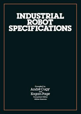 Industrial Robot Specifications by Adrian Ioannou