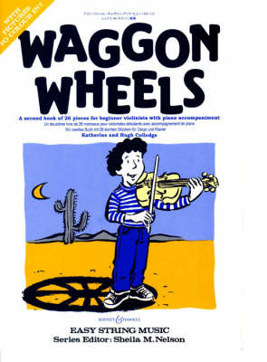 Waggon Wheels Violin and Piano by Hugh Colledge, Katherine Colledge