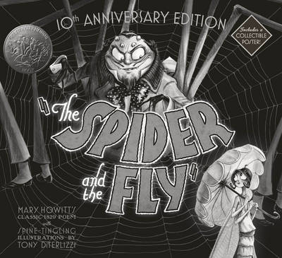 The Spider And The Fly by Tony DiTerlizzi